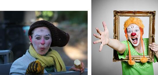Photo atelier clown